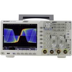 Digitalni osciloskop VOLTCRAFT DSO-6204E 200 MHz 4-kanalni 1 GSa/s 40000 kpts 8 Bit Digitalni osciloskop (DSO)