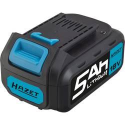 Hazet 9212-05 električni alaT-akumulator 18 V 5 Ah li-ion