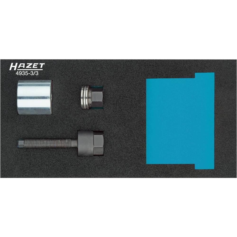 Glavčine kotača Komplet alata za rad 3 kom. Hazet 4935-3/3