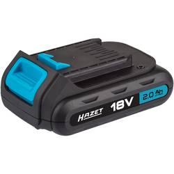 Hazet 9212-02 električni alaT-akumulator 18 V 2 Ah li-ion