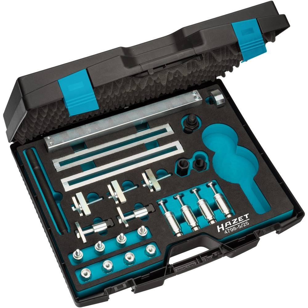 Set alata za rastavljanje injektora 25 kom. Hazet 4798-5/25