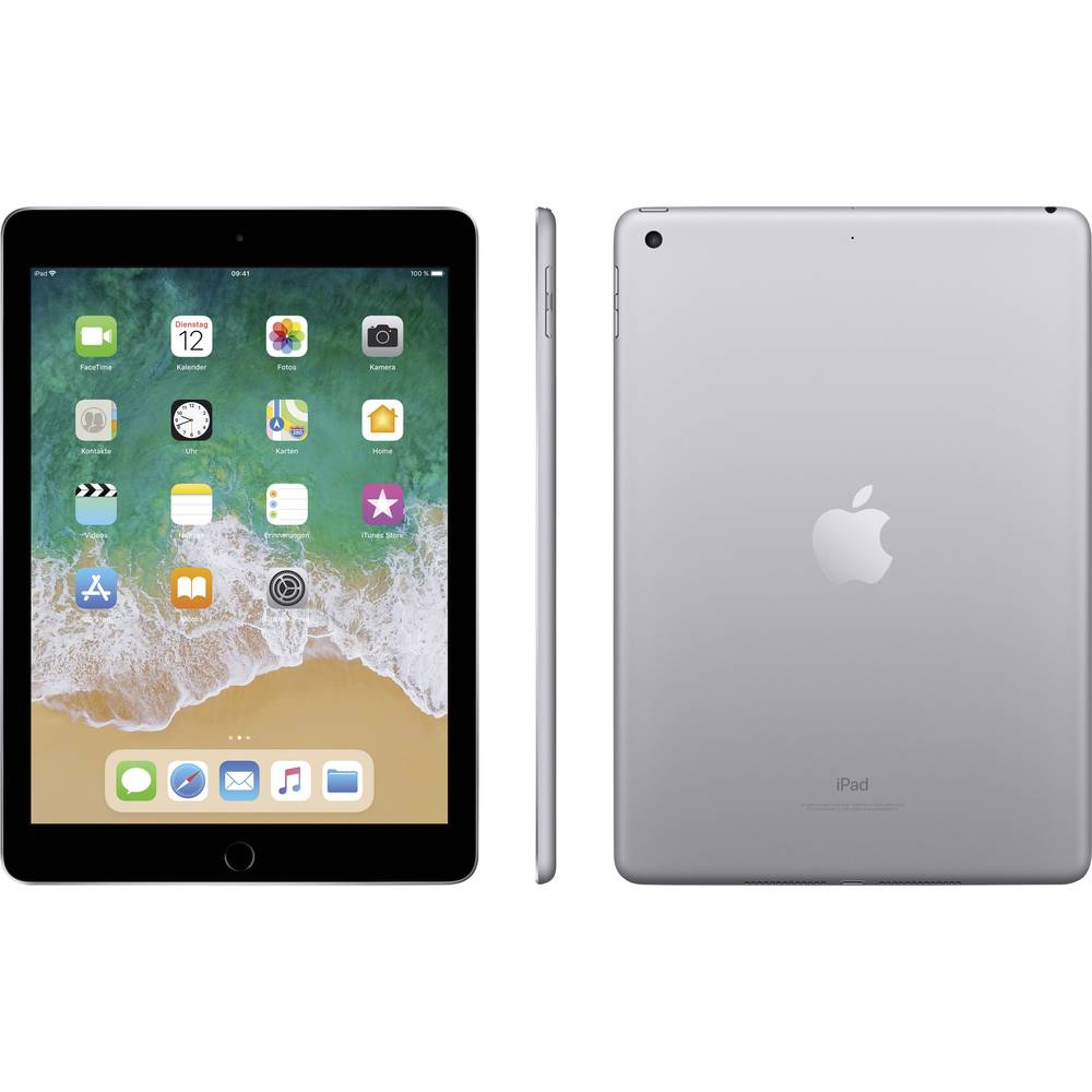 Apple iPad 9.7 (Marec 2018) WiFi 32 GB Vesoljsko siva