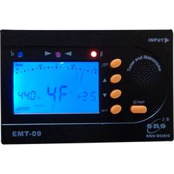 Gitarrstämmare MSA Musikinstrumente EMT 09 Svart