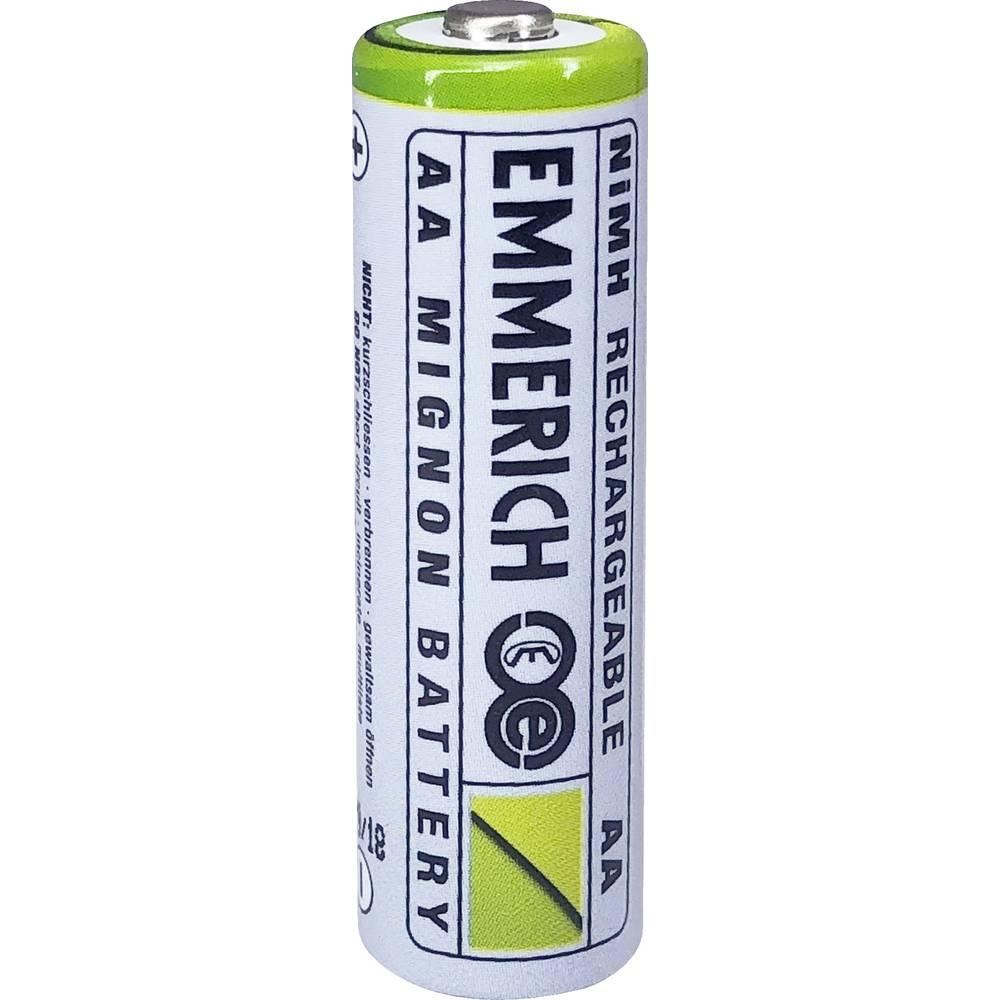 Mignon (AA) baterija Emmerich NiMH 2700 mAh 1.2 V 4 kom.