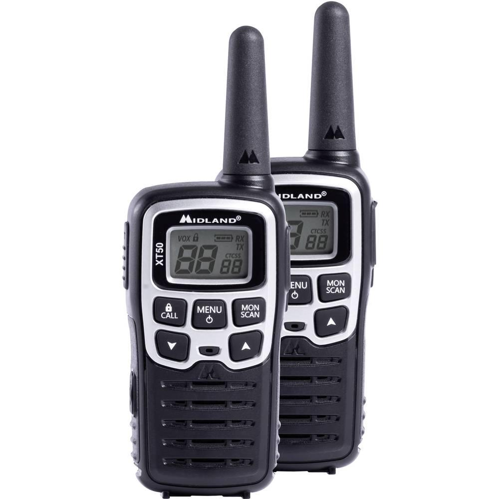 PMR-radio Midland XT50 Set 2 st
