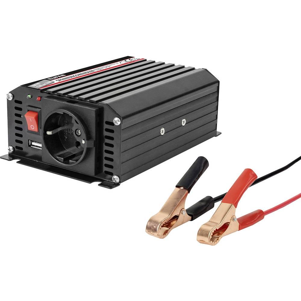 Eufab Razsmernik Spannungswandler 300W 12 230V 12 V/DC-230 V/AC
