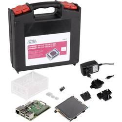 Raspberry Pi® 3 Model B+ MF-3.2KomplettSet 1 GB Noobs inkl. OS Noobs, inkl. hölje, inkl. nätaggregat
