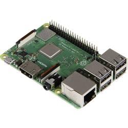 Raspberry Pi® 3 Model B+ MF-R3B+ Media Center Set 1 GB inkl. hölje, inkl. nätaggregat, inkl. mjukvara