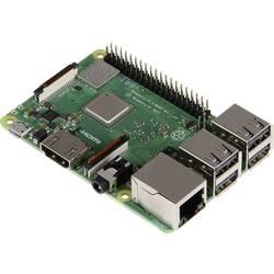 Raspberry Pi® 3 Model B+ MF-R3B+ Advanced Set 1 GB Noobs inkl. OS Noobs, inkl. hölje, inkl. nätaggregat