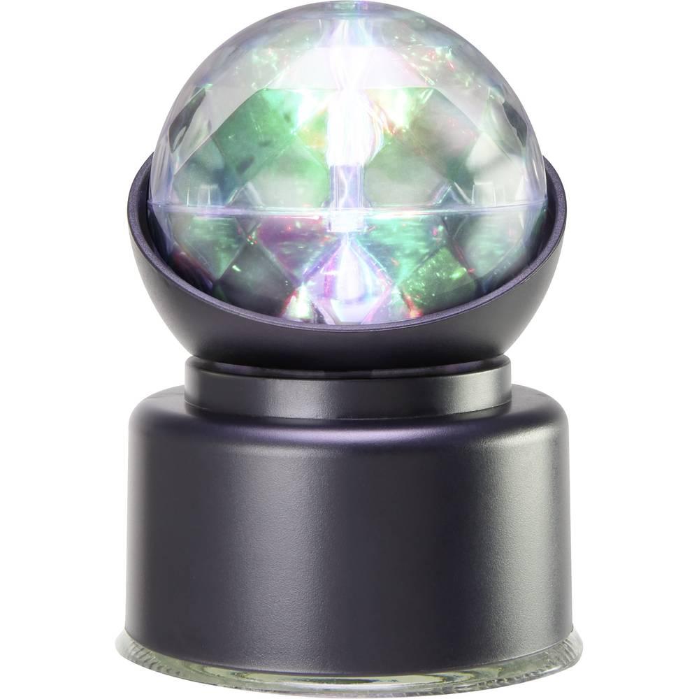 LED (RGB) Party svetlobni efekti Renkforce BT-DC5 0.9 W RGB št. žarnic: 3