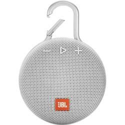 JBL Clip 3 Bluetooth® zvočnik Zunanji zvočnik, Uporaba na prostem, Zaščita pred pršečo vodo Bela