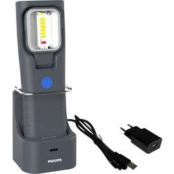Højeffektive LED-lys, SMD-LED Arbejdslys Batteridrevet Philips LPL47X1 3 W 300 lm