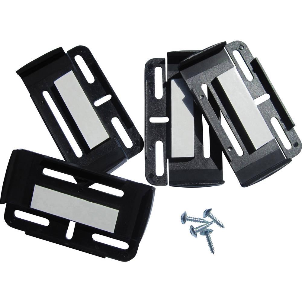 Plastika Nosilec za tablico Črna HP Autozubehör Simple-Fix