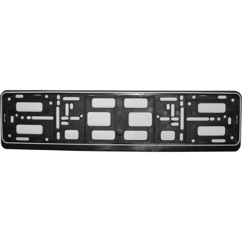 Plastika Nosilec za tablico Črna (D x Š x V) 15 x 530 x 135 mm HP Autozubehör