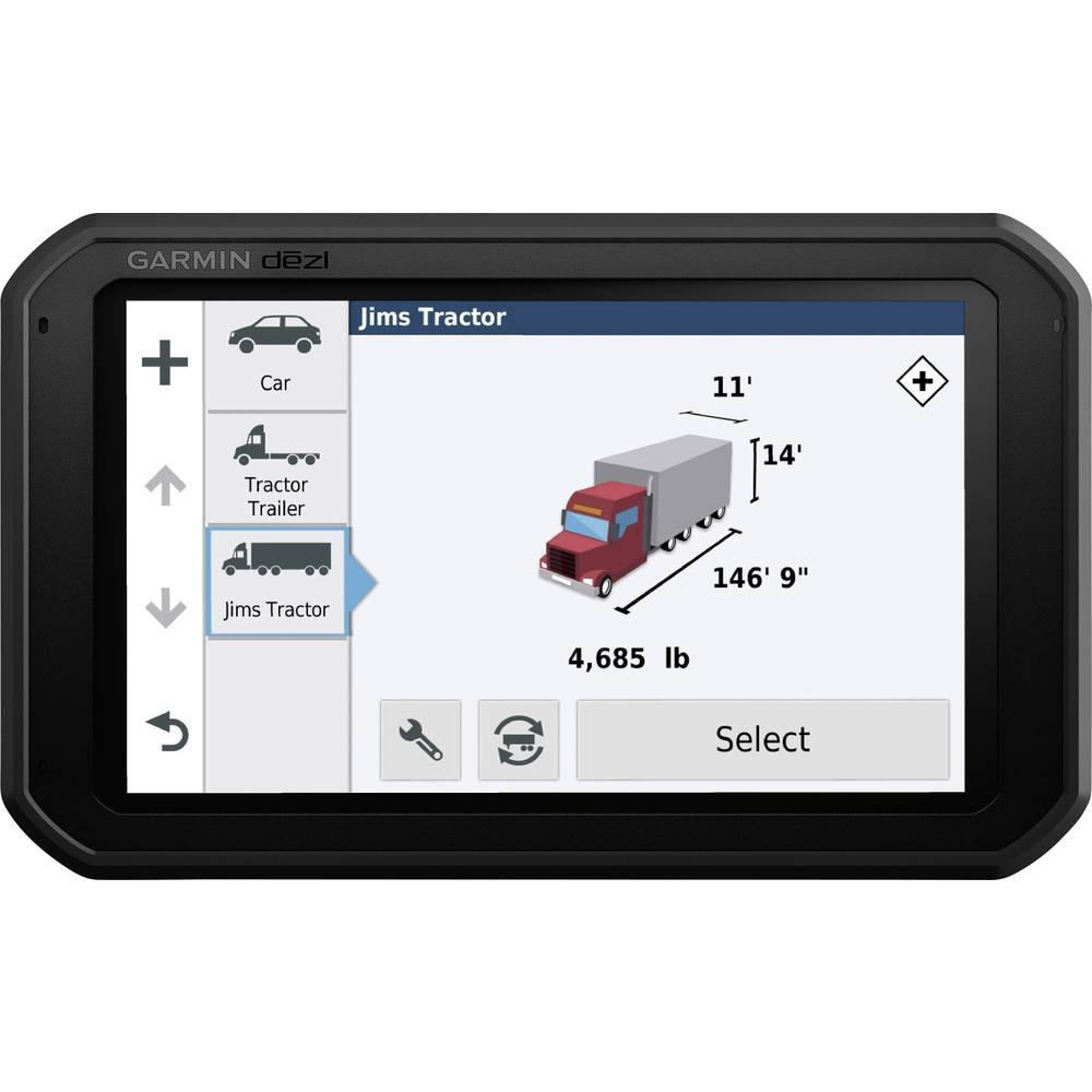 Garmin dēzl™ 780 LMT-D navigacija za osebna vozila 17.7 cm 6.95 palec evropa