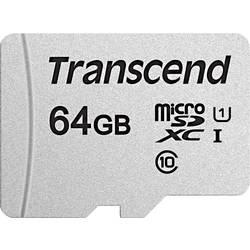 Transcend Premium 300S microSDXC-kartica 64 GB Class 10, UHS-I, UHS-Class 1