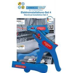 Kliješta za skidanje izolacije Uklj. alat za skidanje izolacije Prikladno za Vodič s PVC izolacijom 0.2 Do 6.0 mm² WEICON T