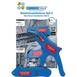 Kliješta za skidanje izolacije Uklj. nož za kabele Prikladno za Vodič s PVC izolacijom 0.2 Do 6.0 mm² WEICON TOOLS No S 4 +