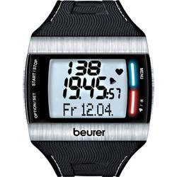 Beurer PM 62 merilec srčnega utripa s pasom za okoli prsi črna