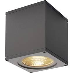 SLV zunanja stoječa svetilka Zunanja razsvetljava 234535 Antracitna LED, fiksno vgrajena