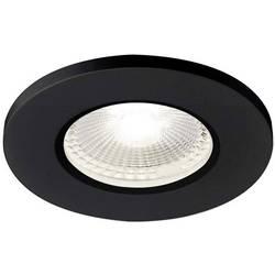 SLV 1001017 LED vgradna svetilka Črna Črna