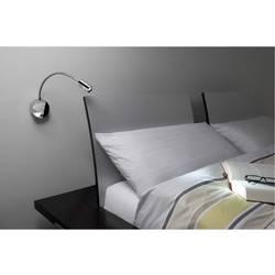 LED stenska svetilka 2.2 W Krom SLV 146680 Krom