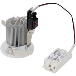SLV 161291 LED vgradna svetilka 16 W Bela Bela