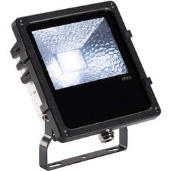 LED zunanji reflektor 25 W Črna SLV 232360 Črna