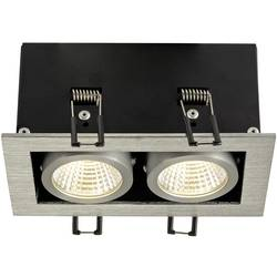 SLV 115716 LED vgradna svetilka 15 W Aluminij (krtačen) Aluminij (krtačen)