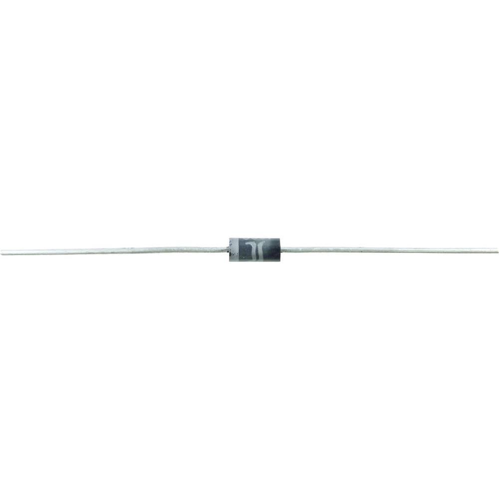 Supresorska dioda za prenaponsku zaštitu Diotec P6KE12CA, kučište: DO-15, 36 A