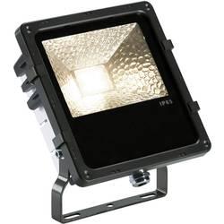 LED zunanji reflektor 25 W Črna SLV 1000804 Črna