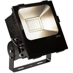 LED zunanji reflektor 100 W Črna SLV 1000806 Črna