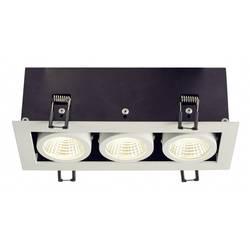 SLV 115721 LED vgradna svetilka 21 W Bela (mat) Bela (mat)