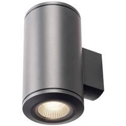 SLV zunanja stenska svetilka Luči 1000446 Antracitna LED, fiksno vgrajena