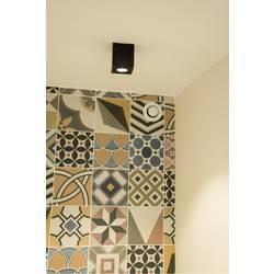 LED stropna svetilka 8.1 W Črna mat SLV 113940 Črna mat