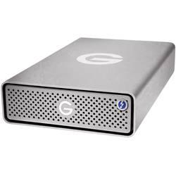 G-Technology G-DRIVE Pro SSD 7.68 TB zunanji ssd trdi disk Thunderbolt 3 srebrna 0G10291