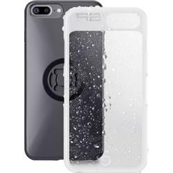 zaščitni pokrov za pametne telefone SP Connect SP WEATHER COVER IPHONE 8+/7+/ 6S+/6+ prozorna, črna