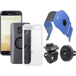 držalo za krmilo za pametni telefon SP Connect SP MULTI ACTIVITY BUNDLE S7 črna