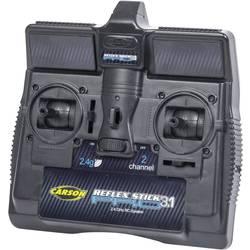 Carson Modellsport Reflex Stick Pro 3.1 ročni daljinski upravljalnik 2,4 GHz Kanali (število): 2 vklj. sprejemnik