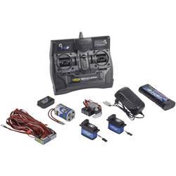 Carson Modellsport Reflex Stick Truck-Set ročni daljinski upravljalnik 2,4 GHz Kanali (število): 6 vklj. sprejemnik