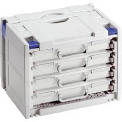 Tanos Rack-systainer IV 80590041 Škatla brez orodja Plastika, ABS (D x Š x V) 400 x 300 x 315 mm