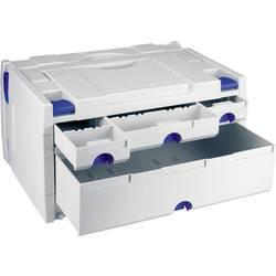 Tanos systainer III Variante 1 80000017 Škatla brez orodja Plastika, ABS (D x Š x V) 400 x 300 x 210 mm