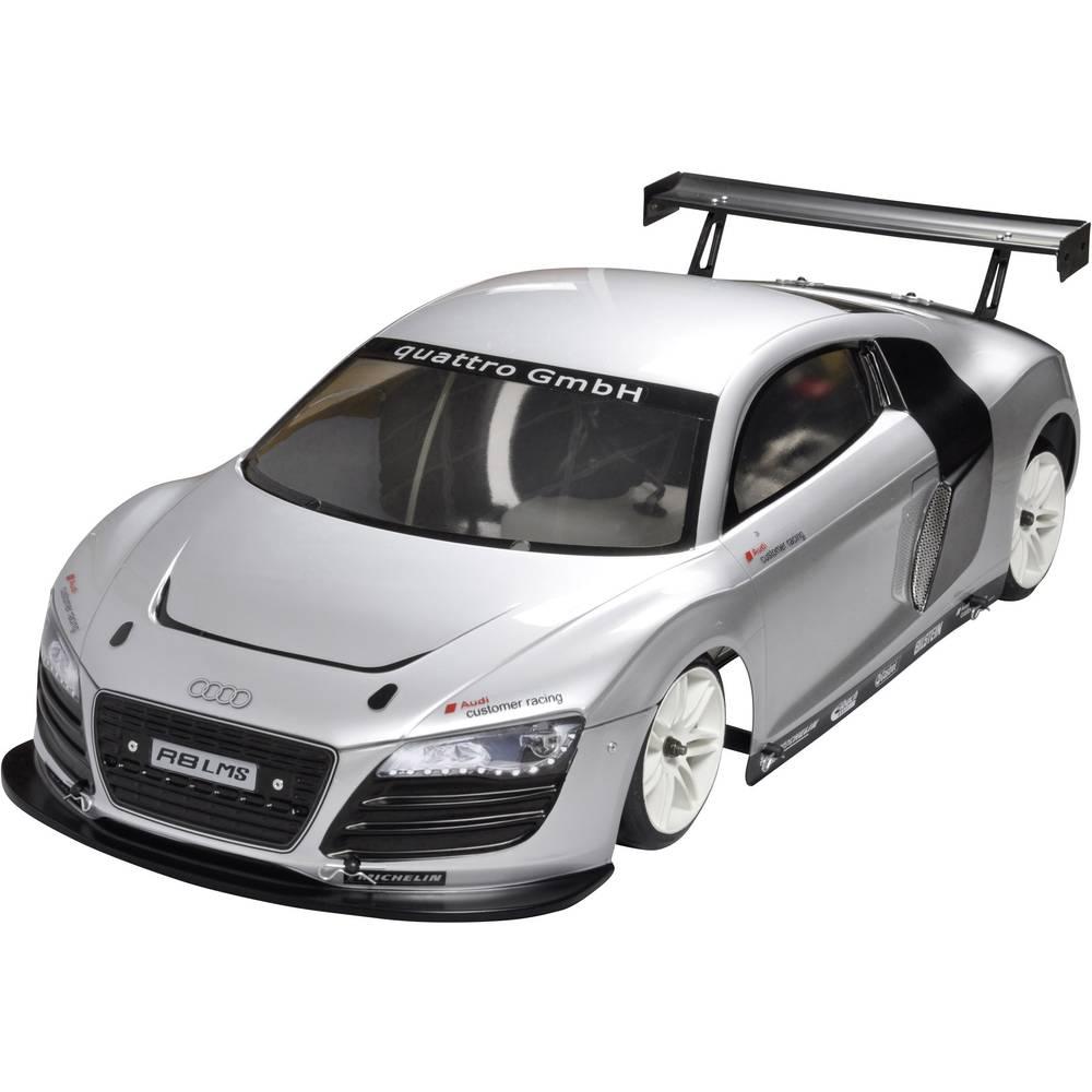 FG Modellsport Audi R8 Sportsline lackiert 1:5 RC Modeli avtomobilov Bencinski Cestni model Pogon na vsa kolesa (4WD) RtR 2,4 GH