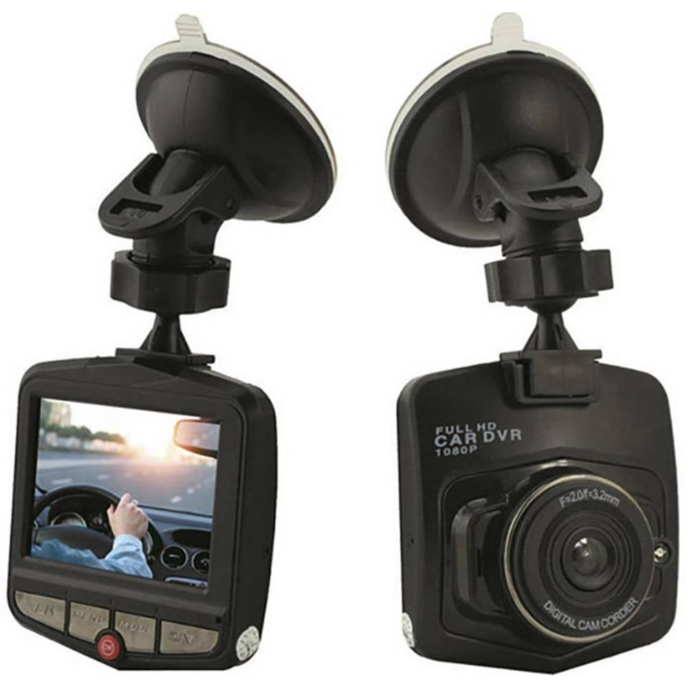 Denver CCT-1210 Avtomobilska kamera Razgledni kot - horizontalni=120 ° 12 V Mikrofon
