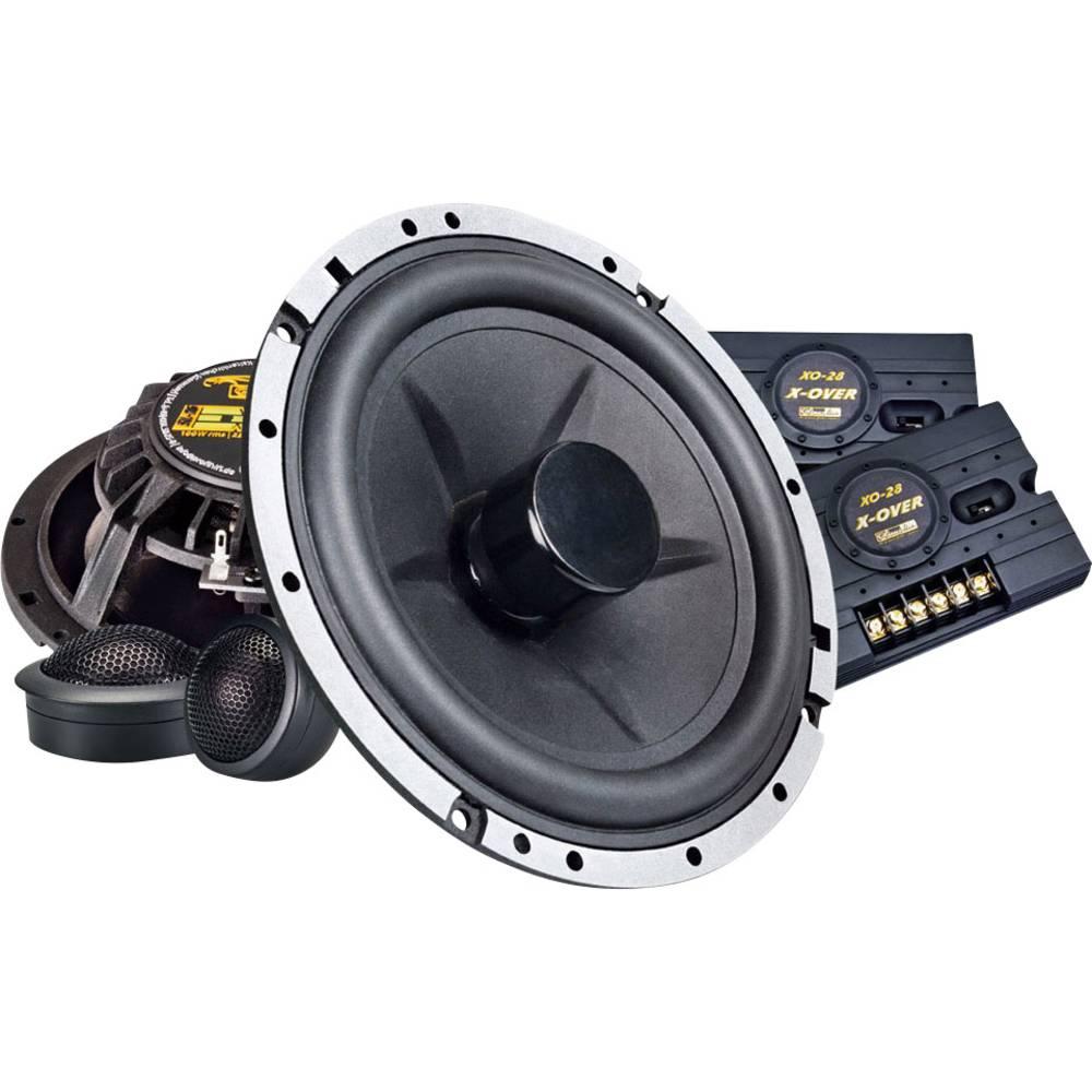 Sinuslive Komplet 2-sistemskih vgradnih zvočnikov 200 W Vsebina: 1 set