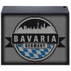 Mac Audio BT Style 1000 Bavaria Bluetooth® zvočnik AUX Črna