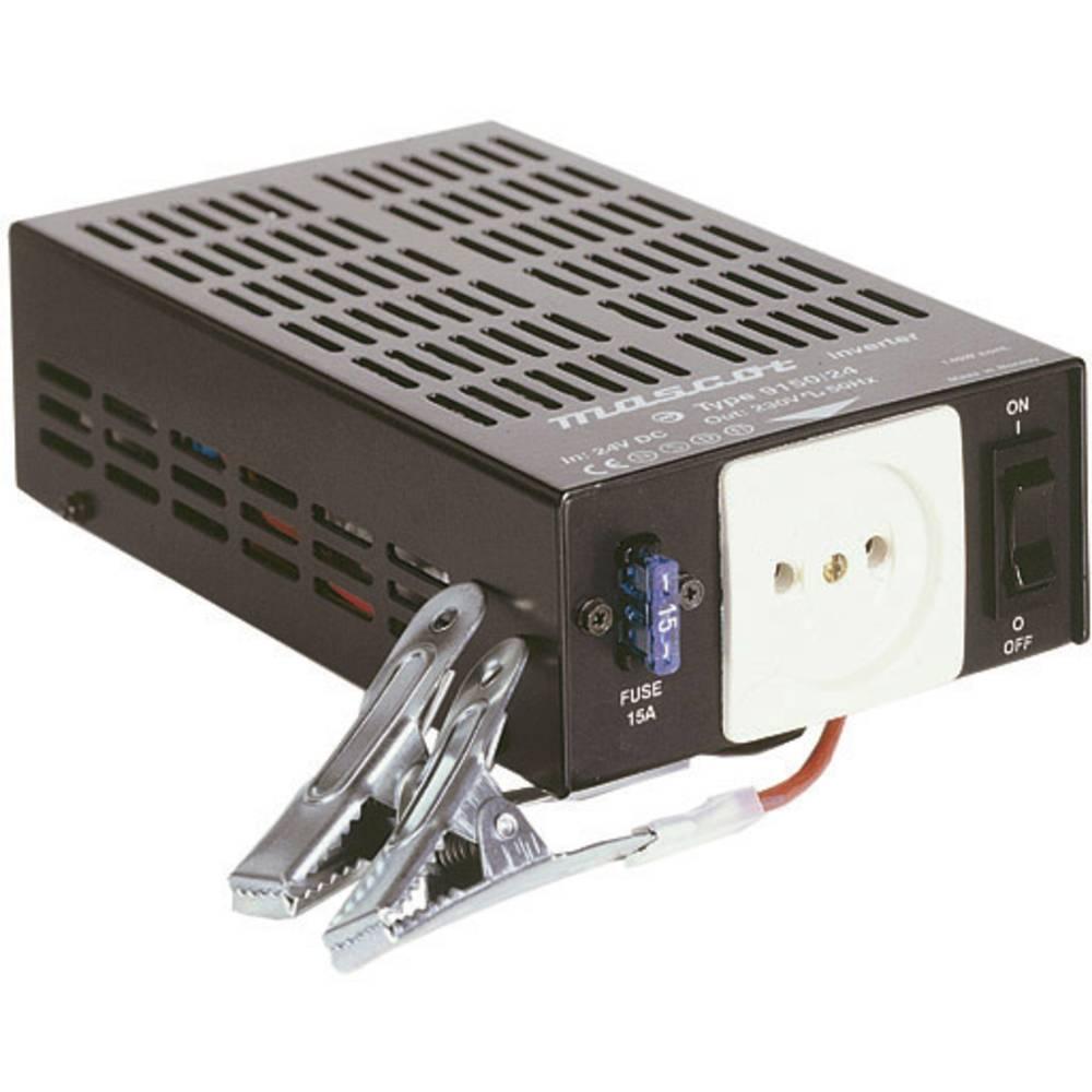 Inverter Mascot 9150 140 W 48 V/DC DC-klemmer