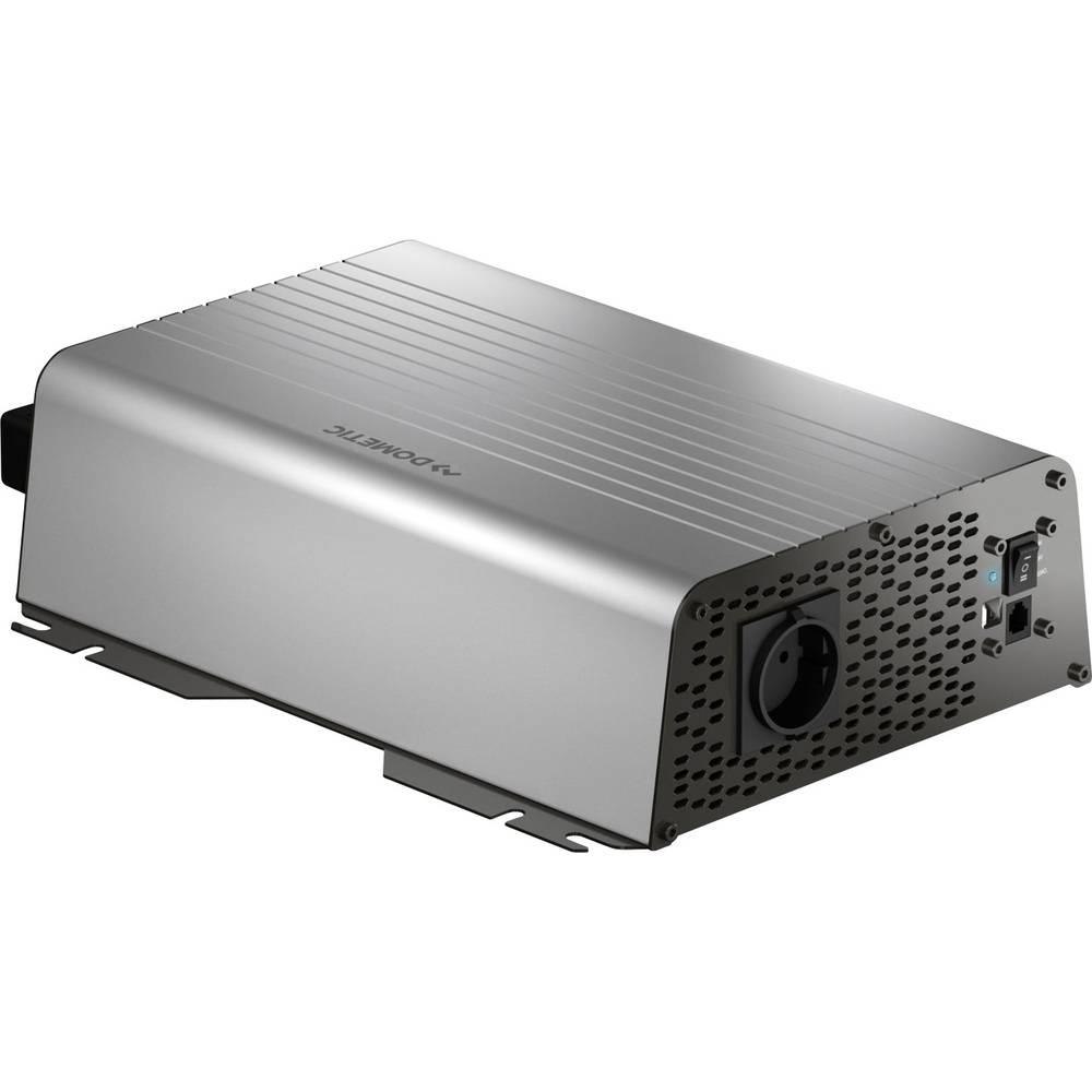 Dometic Group SinePower DSP 1512 razsmernik 1500 W 12 V/DC - 230 V/AC vklj. daljinski upravljalnik, preklop na prednostno omrežj