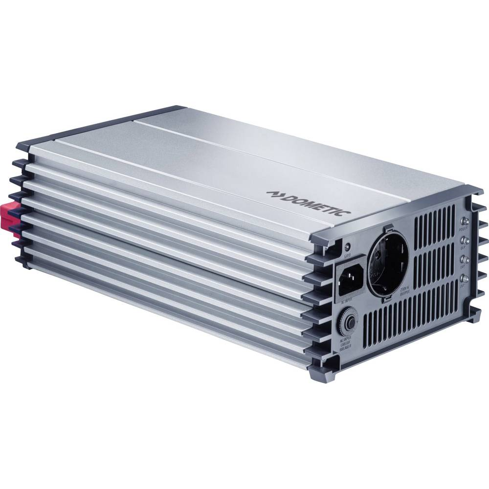 Inverter Dometic Group PerfectPower PP 1004 1000 W 24 V 24 V/DC Netværksprioritetskobling (value.1793746)