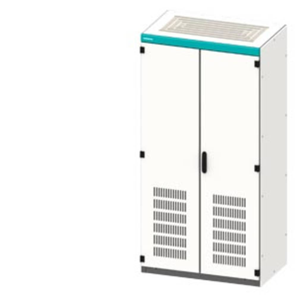 stikalna omara 900 x 2000 x 600 jeklo siva Siemens 8MF1096-3VS4 1 kos
